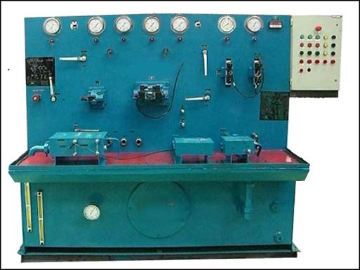 Hydraulic Test Bench Manufacturer Supplier Amp Exporter